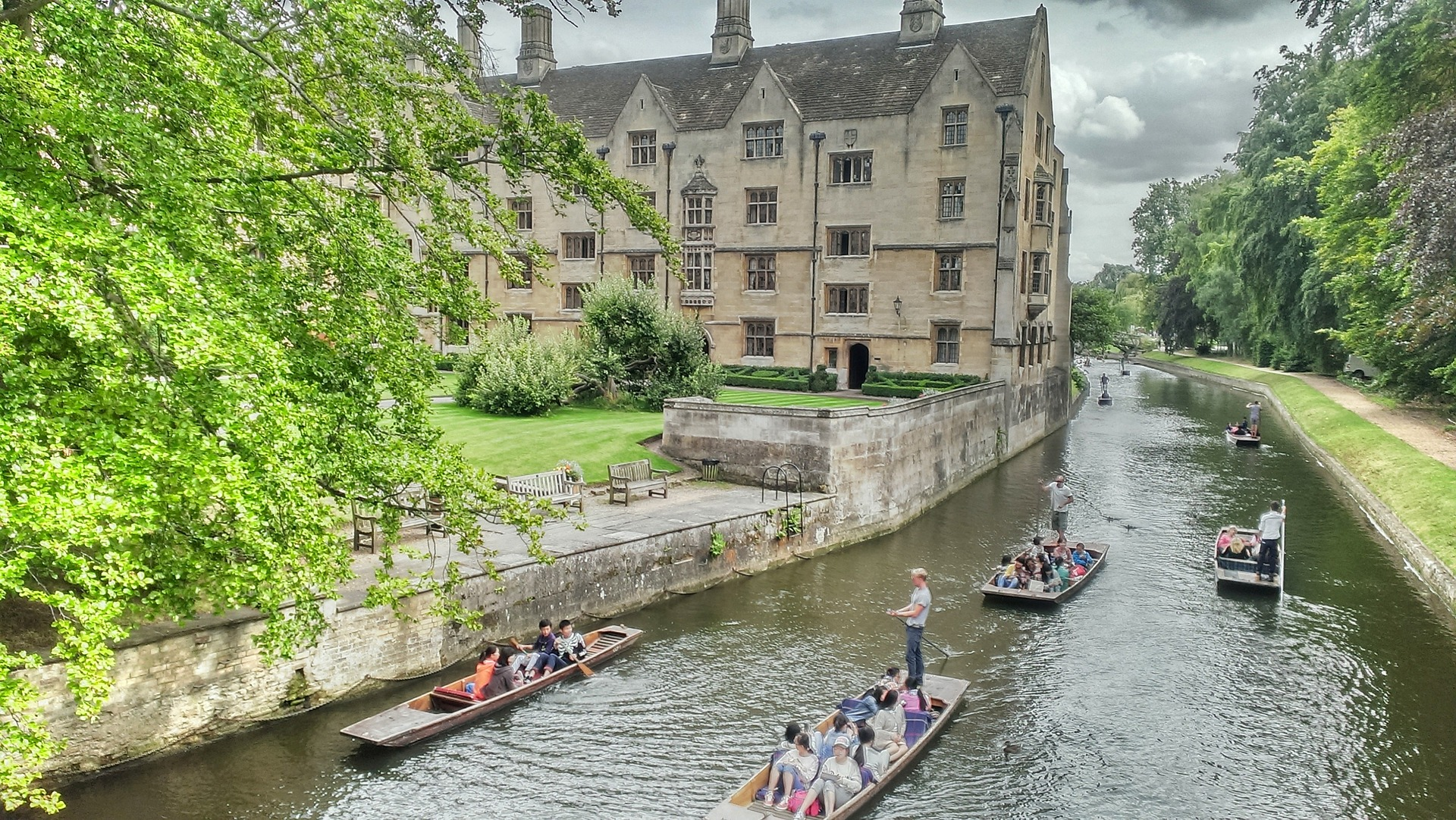Find tech jobs in Cambridge