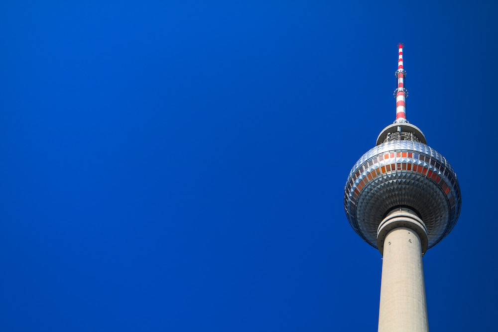 Berlin has lots of tech focused English speaking jobs