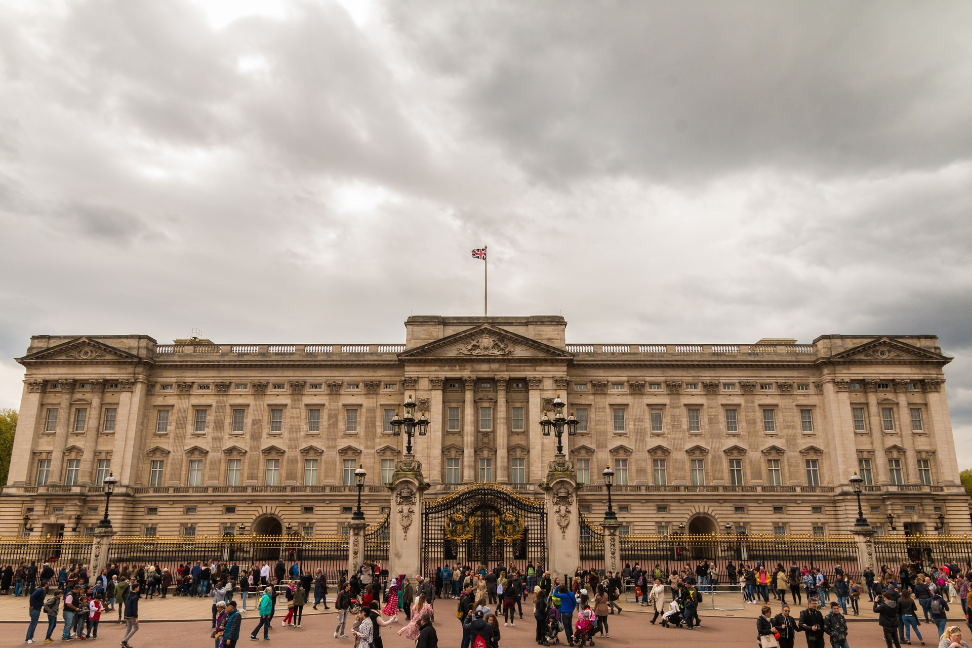Have a look at which jobs will allow you to work close to the Royals.