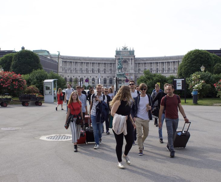 The Joblift Team in Vienna