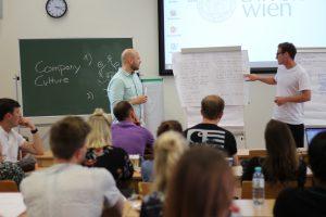 Presentation on Company Culture