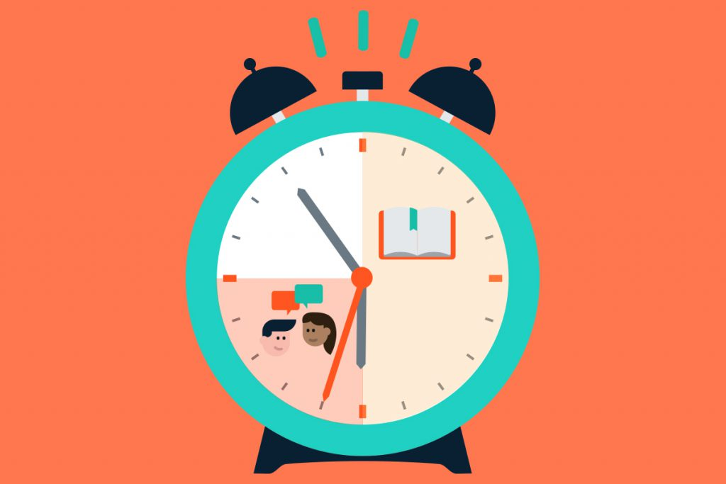 Tips to beat procrastination: Don't clear your schedule
