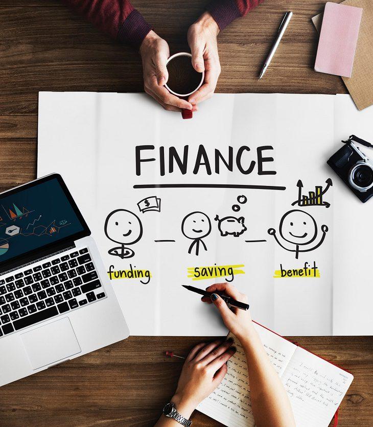funding, saving, benefits of finance jobs