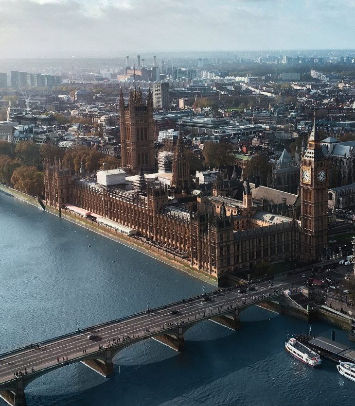 get into parliament with politics degree